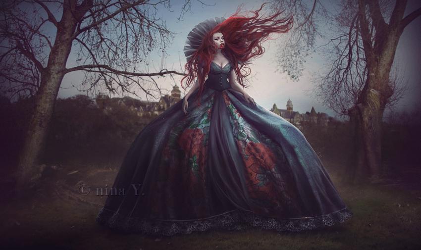 The Secret Garden by nina-Y