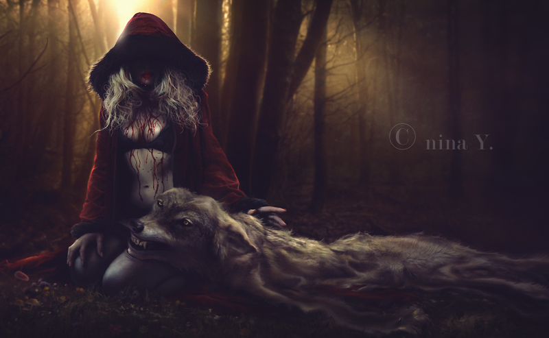 an examination of sleeping beauty and little red riding hood from a psychoanalytic perspective