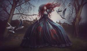 The Secret Garden II by nina-Y