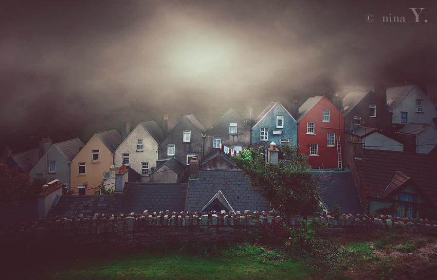 Fog Town by nina-Y