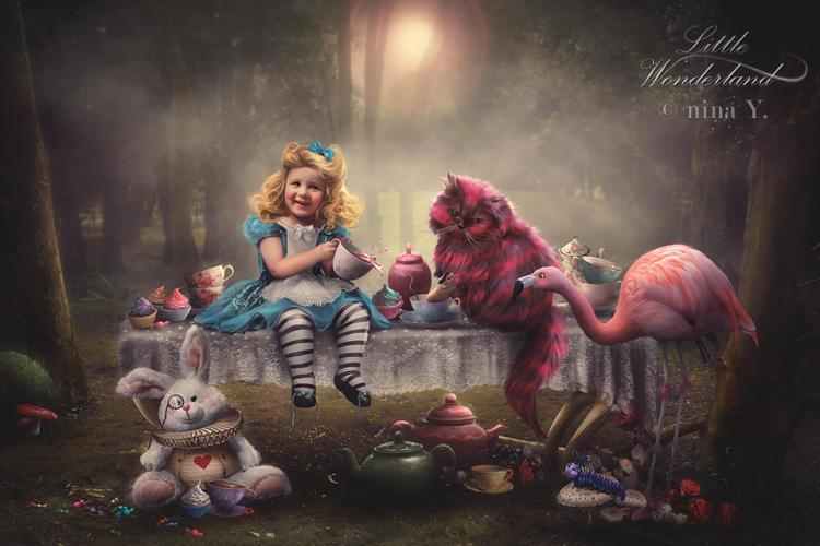 Little Wonderland ~ Little Fairy Tales by nina-Y
