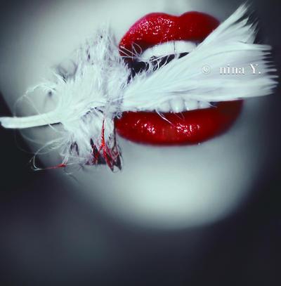 Non Angelique by nina-Y
