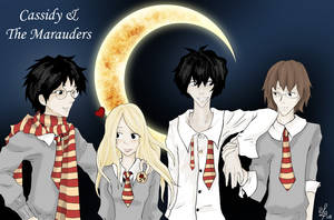 Cassidy and the Marauders by chocolate-kiosk