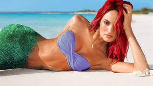 Candice Swanepoel as Ariel