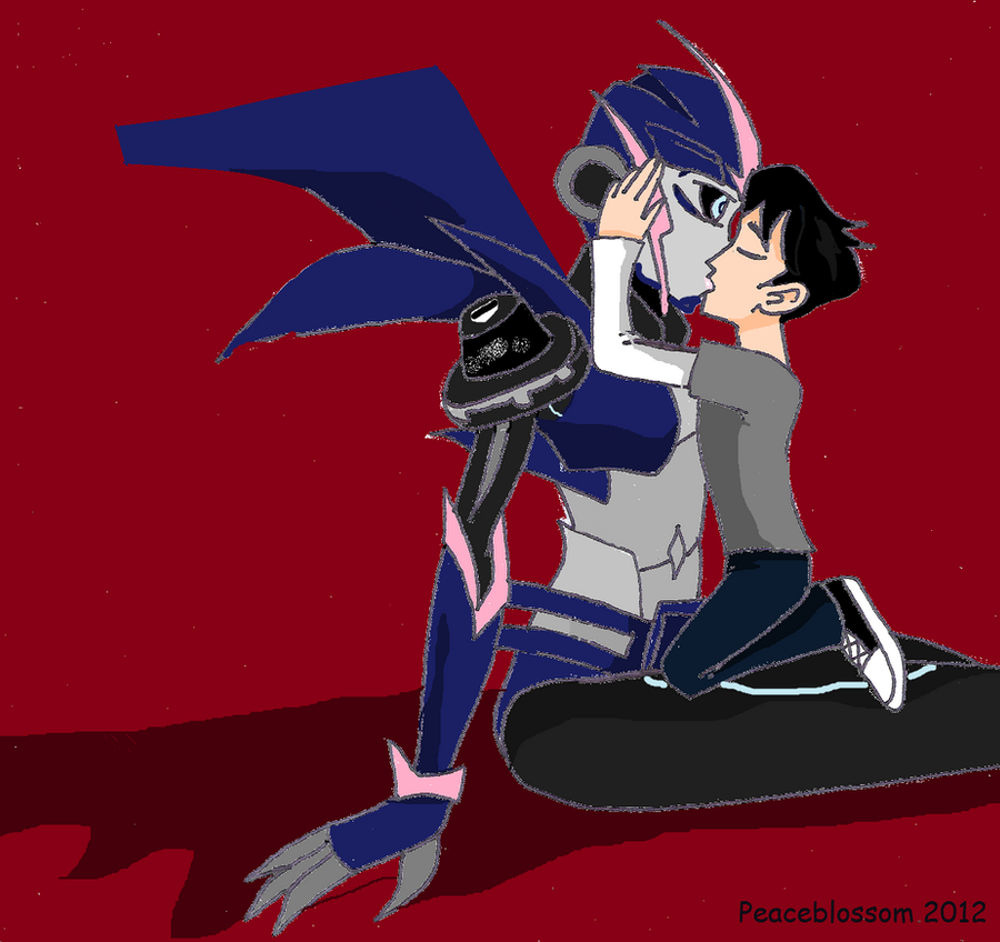 Transformers Prime Arcee And Jack Fanfiction Romance True love? by peaceblossom262