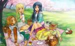 K-ON teatime