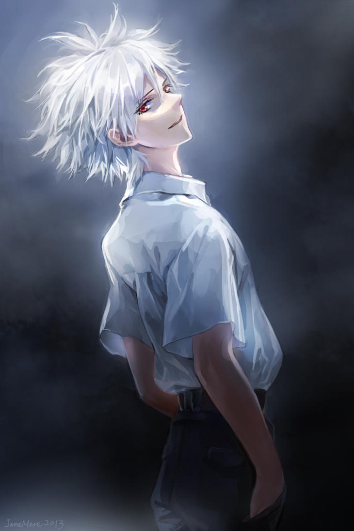 Kaworu by JaneMere