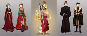 Medieval Clothing - Low countries