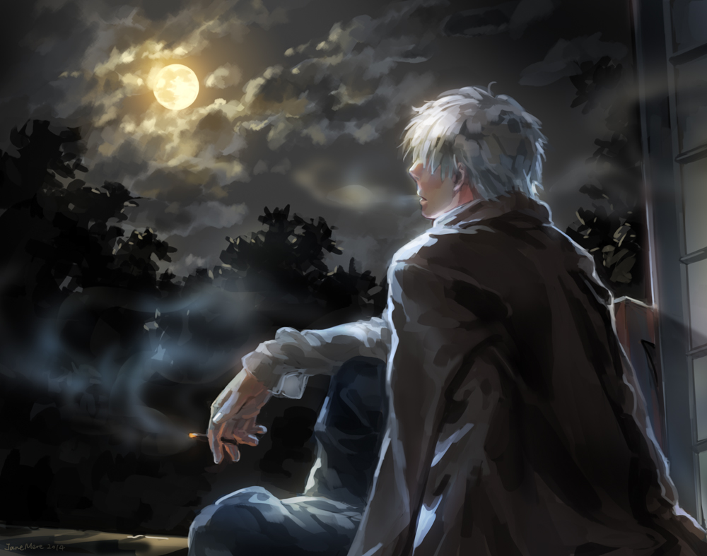 Mushishi by JaneMere