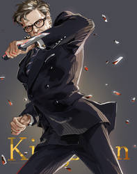 Kingsman by JaneMere