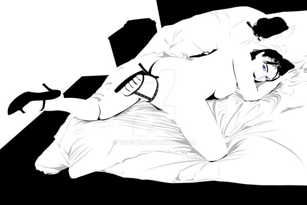 Bedtime by tehste