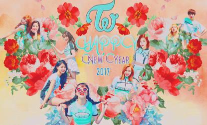 TWICE // CHEER UP // HAPPY NEW YEAR 2017