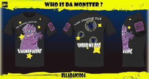 Who is Da Monster by elladan2004