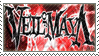 Veil of Maya stamp by safva