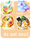 [COM] Foodie icons 4 by safva