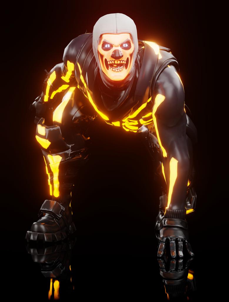 Skull Trooper by Th3Unkn0wns