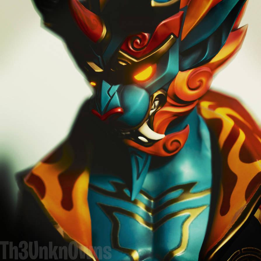 Firewalker by Th3Unkn0wns