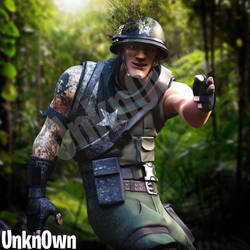 Munitions Major by Th3Unkn0wns