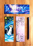 Bookmarks for sale