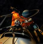 The Unfortunate Astronaut