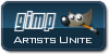 Gimp Artists Unite Icon by Patryk567
