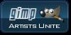 Gimp Artists Unite Icon by Patryk567