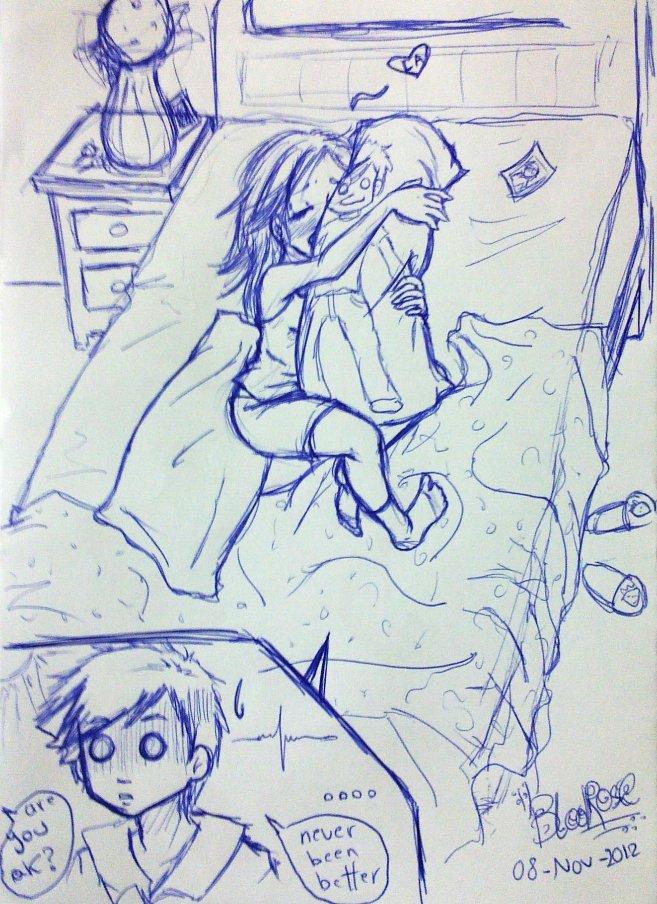 Cuddling? by cherry-taste