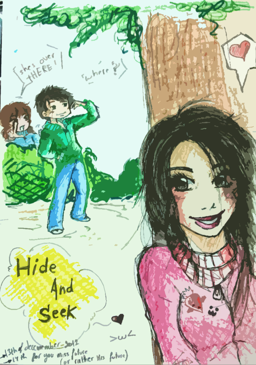 Hide and Seek by cherry-taste
