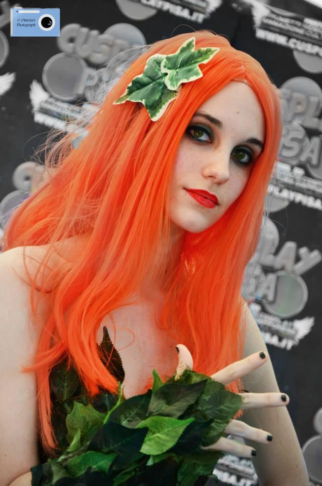 Poison Ivy by LadyLessienFelagund