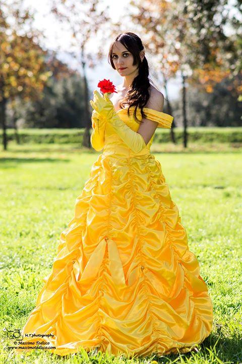 Belle by LadyLessienFelagund