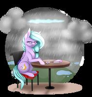 [G] Rainy Day by OhHoneyBee