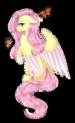 Flutterbutt by OhHoneyBee