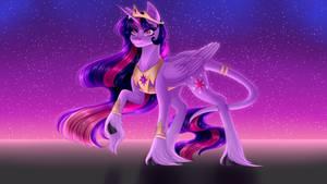 Twilight's Rule + SPEEDPAINT
