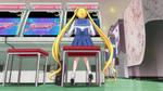 Usagi Playing Sailor V