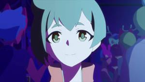 Michiru's Smile