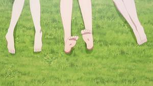 Kyaru's, Pecorine's and Kokkoro's Feet