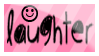 Laughter Stamp by caramel-dixon