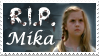 TWD - R.I.P. Mika Samuels Stamp by caramel-dixon