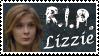TWD - R.I.P. Lizzie Samuels Stamp by caramel-dixon