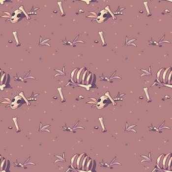 Bones pattern by FlSHB0NES