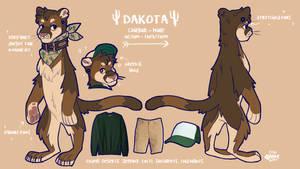 [p] Dakota Ref by FlSHB0NES