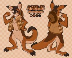 [$] Amelie by FlSHB0NES