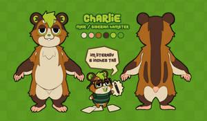 [P] Charlie Ref by FlSHB0NES