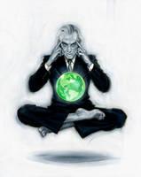 Worzel-Green Earth Prediction by carts