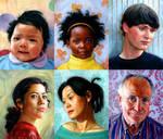 Lifespan Portraits by carts