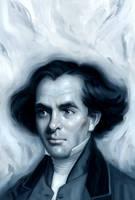 Nathaniel Hawthorne by carts