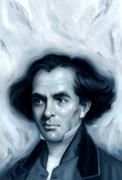 Nathaniel Hawthorne by carts ... - 0baef03d1f25efe63a9546204bed27f3