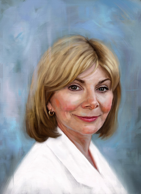 Cheri DiNovo by carts