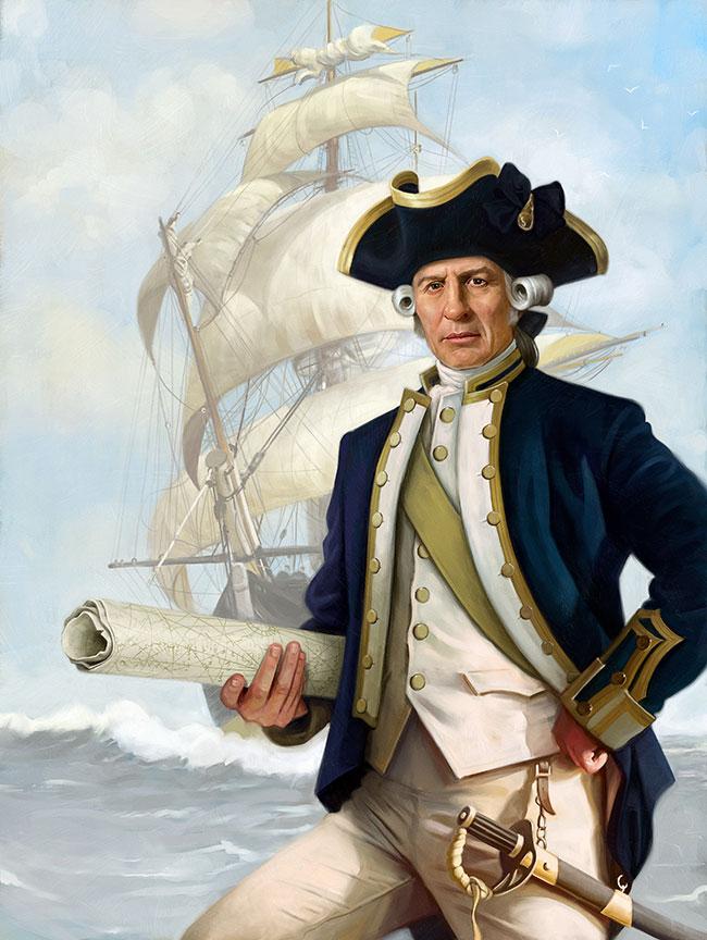Captaincooks
