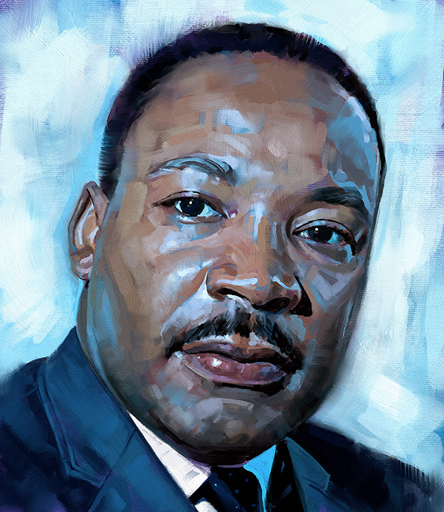 MLK by carts on DeviantArt